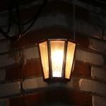 Угловой фонарь