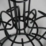 Кувшин №2   чёрный и симметричный