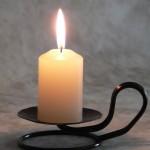 Различные варианты на одну свечу
