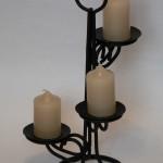 На три свечи