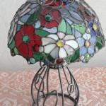 Настольная лампа Тиффани.